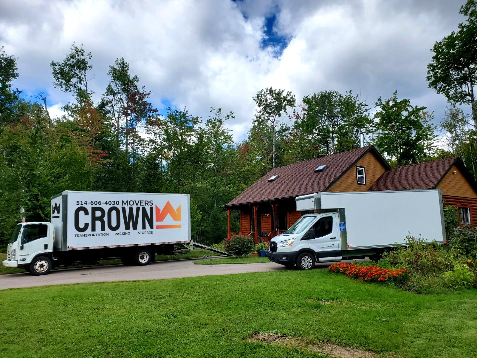 Crown Movers Best Long Distance Moving Company