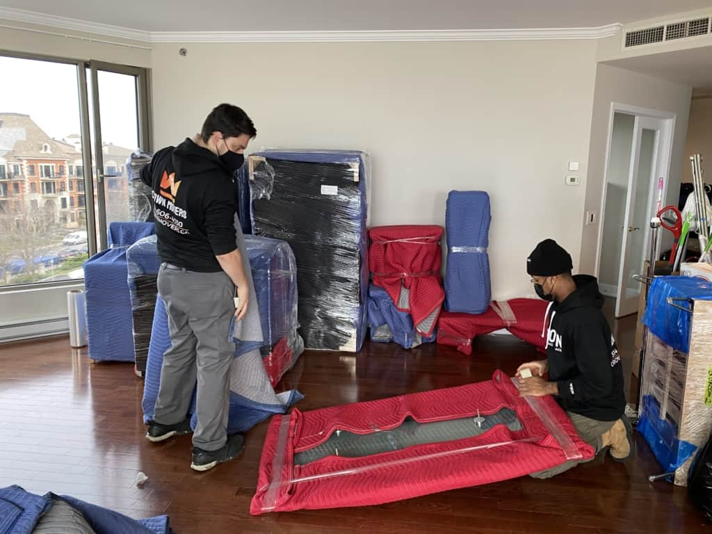 home moving company in montreal