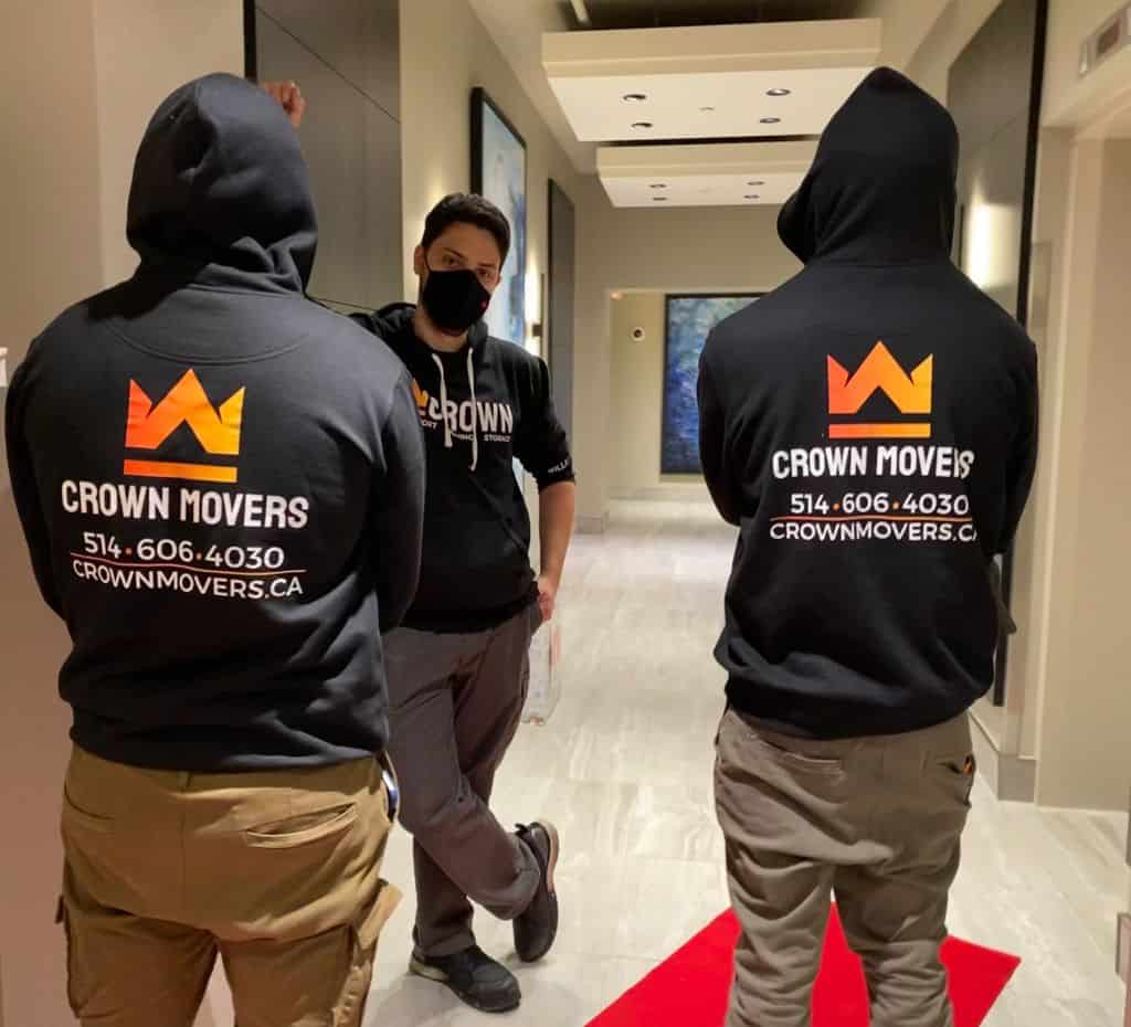 Commercial Movers Team