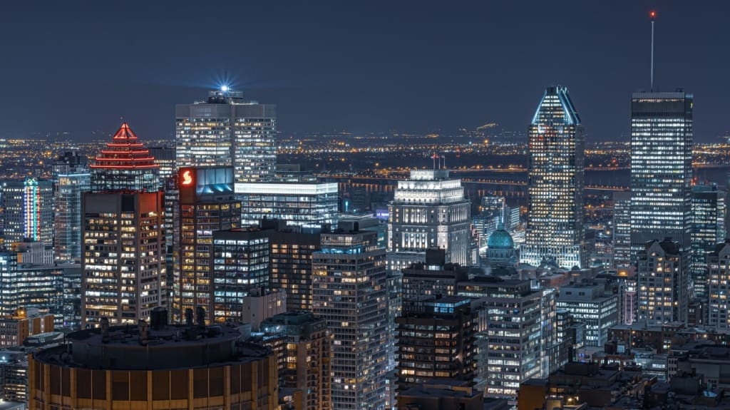 moving downtown montreal as a student