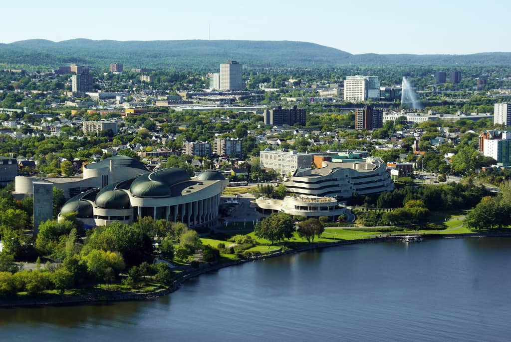 moving to Ottawa from Montreal